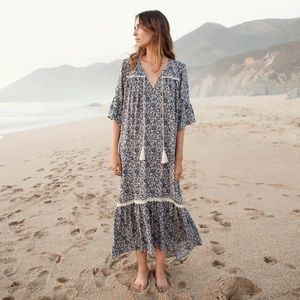 Christy Dawn Corley Dress Shibori Vine